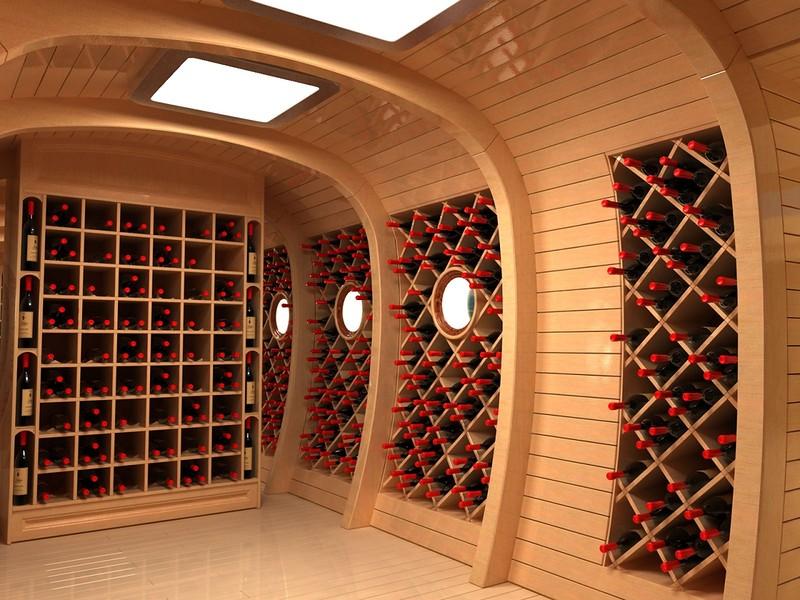 Как хранить белое и красное вино? Не существует особенных отличий в условиях хранения красного и бел