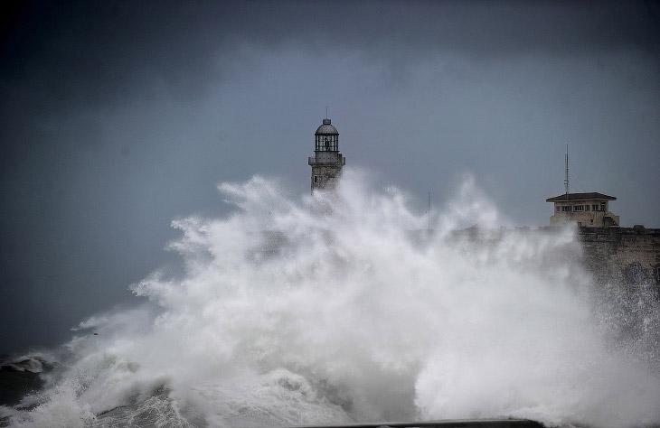Ураган «Ирма» (25 фото)