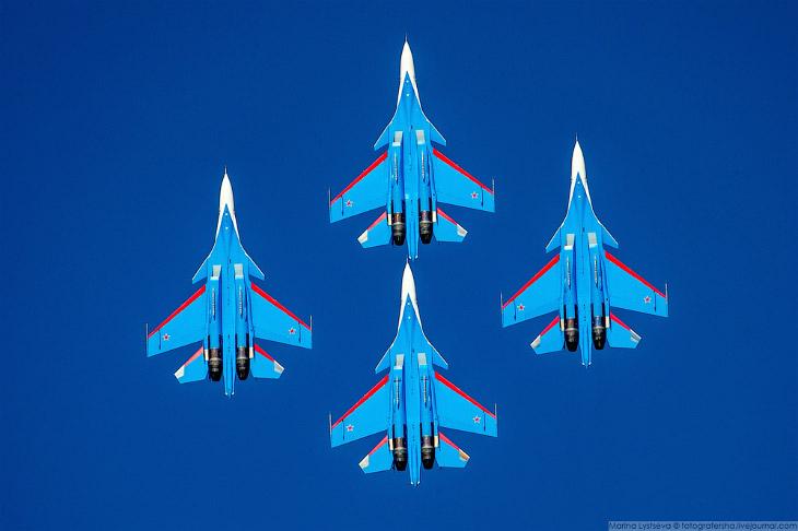 Фотографии Марины Лысцевой   1. Группа была сформирована 5 апреля 1991 года на базе 1-й авиацио