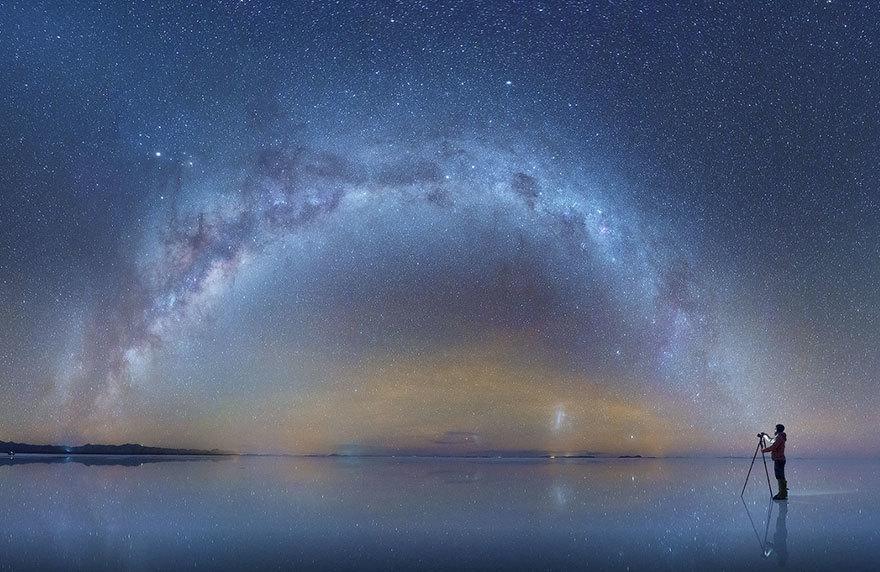 Этими снимками, сделанными в Боливии, русский фотограф заставил говорить о себе весь мир
