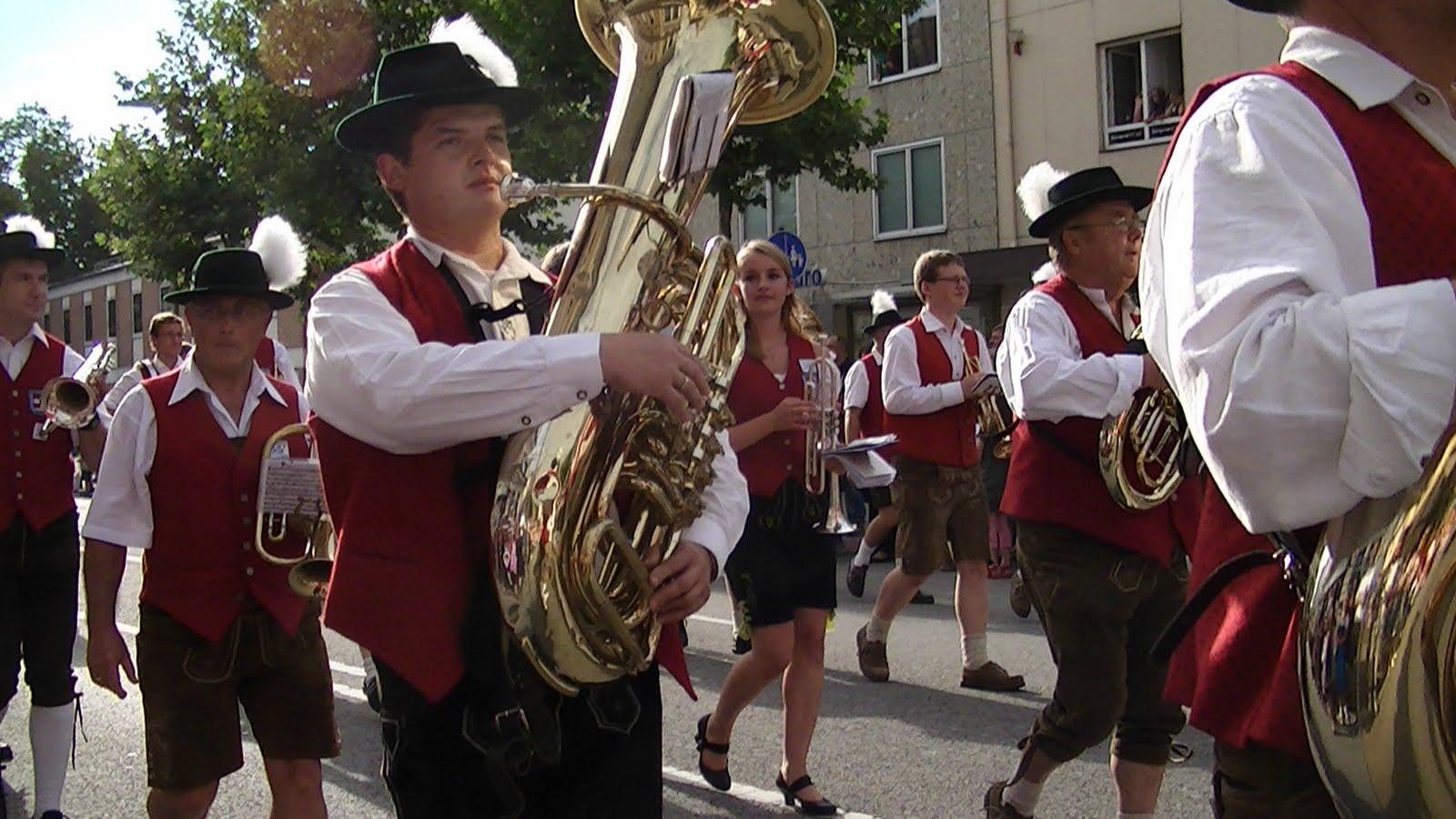 Schwer mit den Schätzen des Orients beladen, Немецкая народная песня, военный марш, солдатская песняя