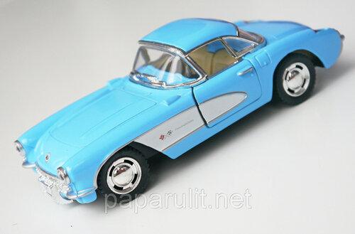 Kinsmart Corvette 1957