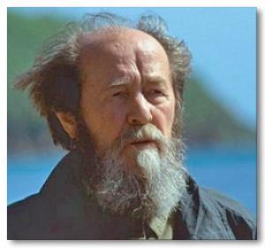 Aleksandr Sotzhenitsyn