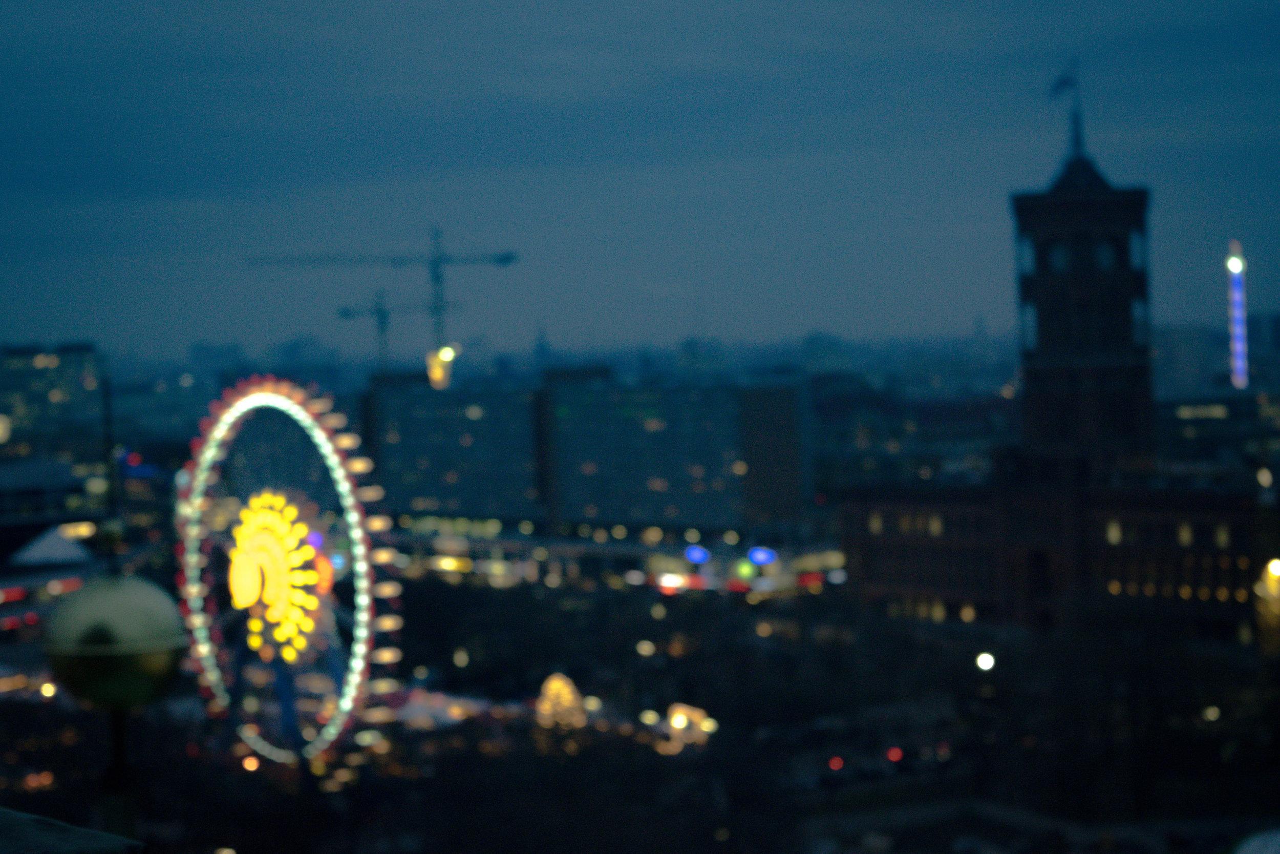 Romantic Memories of a Berlin Trip