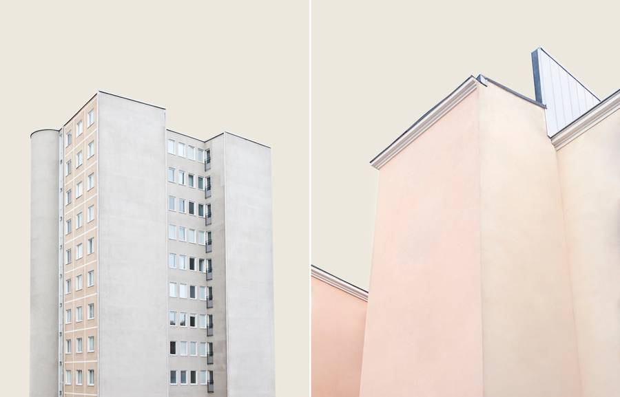 The Pastel Beauty of Helsinki's Architecture (16 pics)