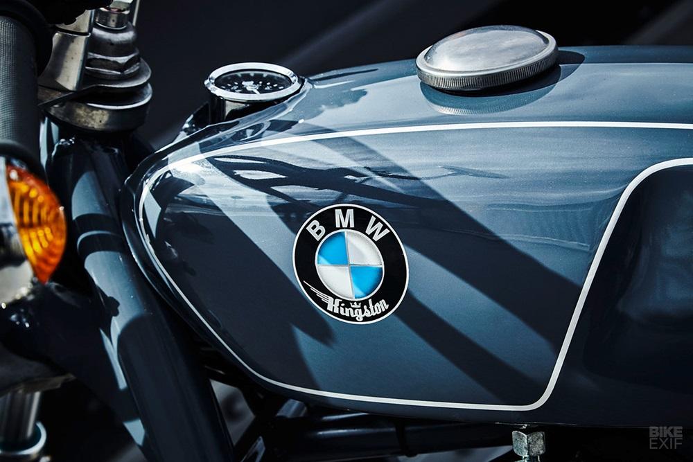Kingston Custom: боббер BMW R75/5 1974
