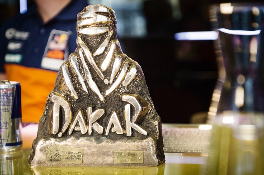 Ралли Дакар 2018. Пролог