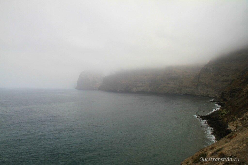 Скалы Лос Гигантес на Тенерифе