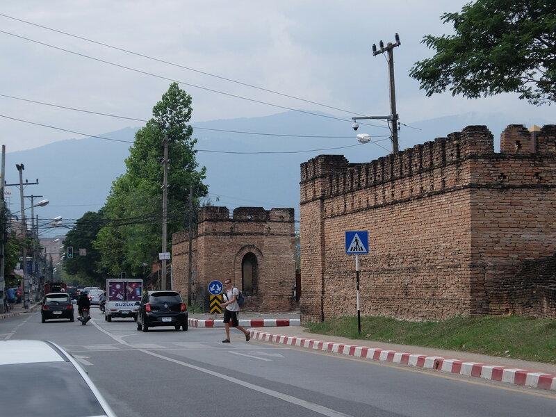 Чиангмай - Крепостные ворота