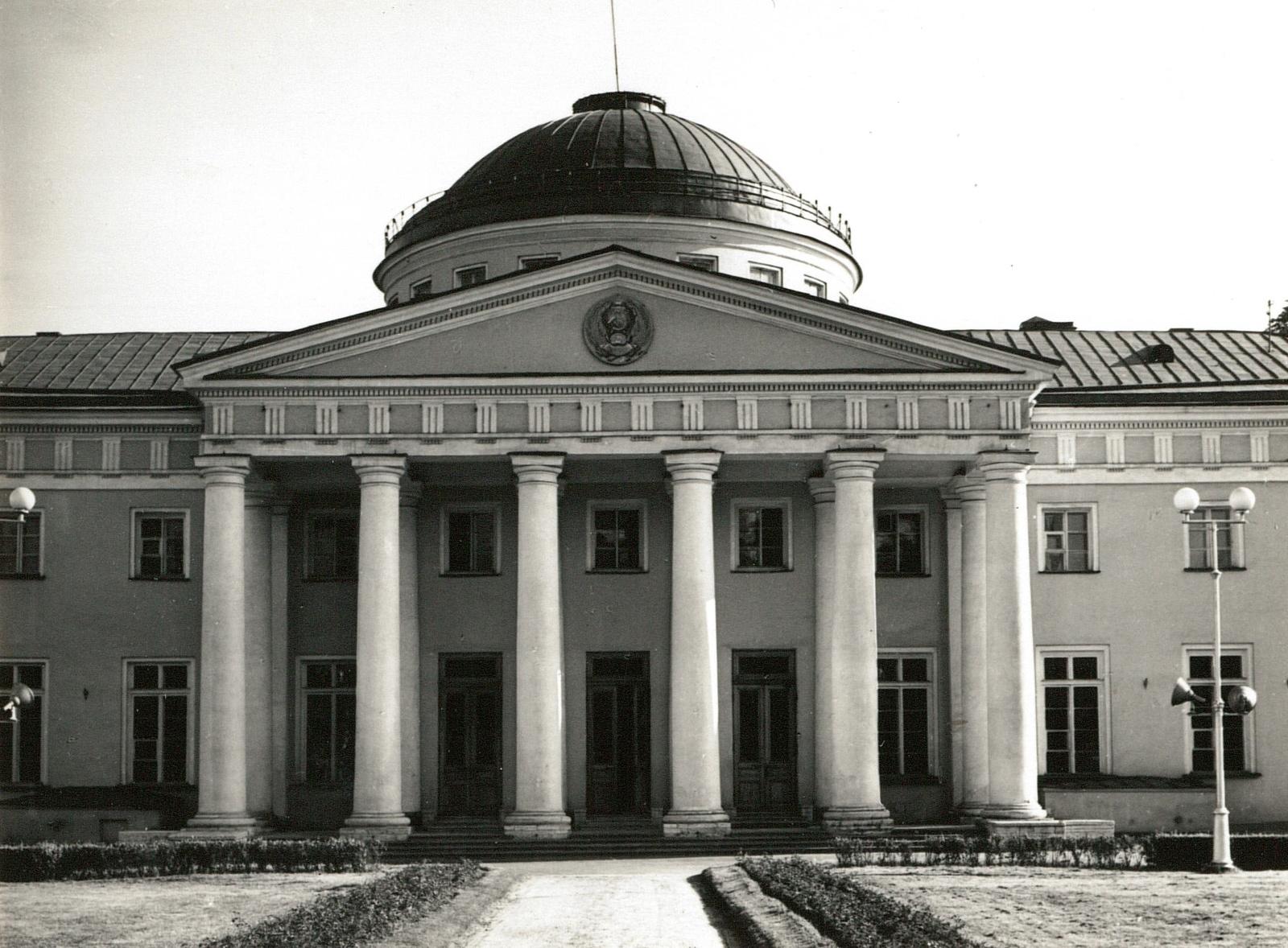 Ленинград. Таврический дворец