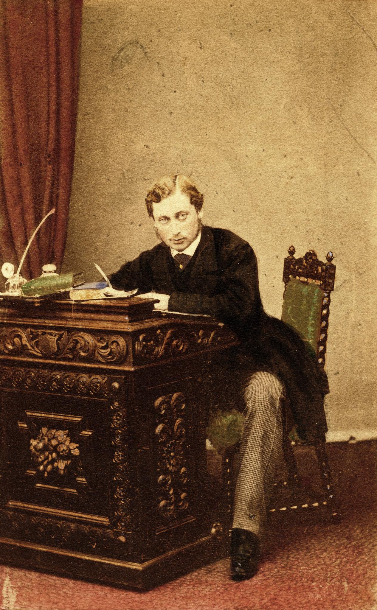1862. Принц Уэльский, февраль