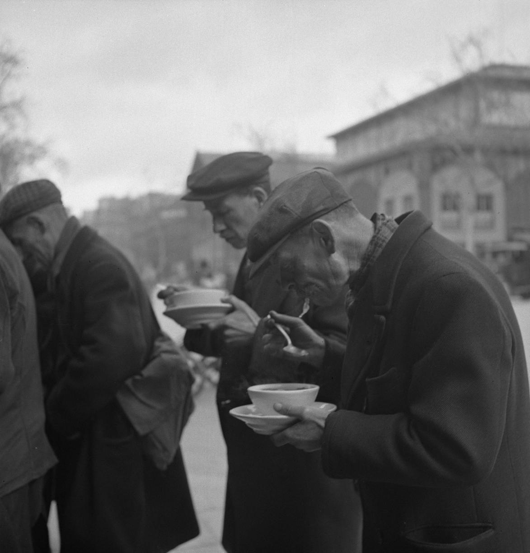 53. Торговцам жареным картофелем и бульоном безработица не грозит