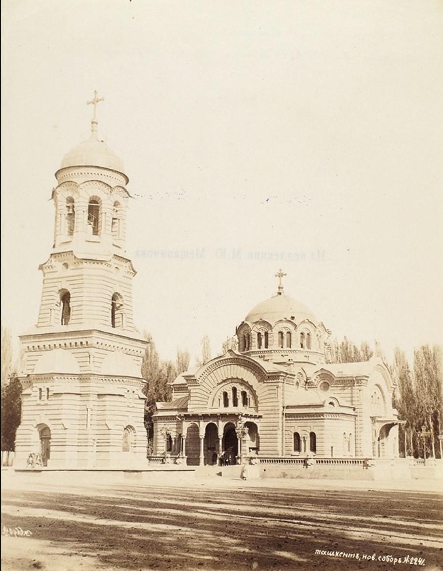 Спасо-Преображенский военный собор