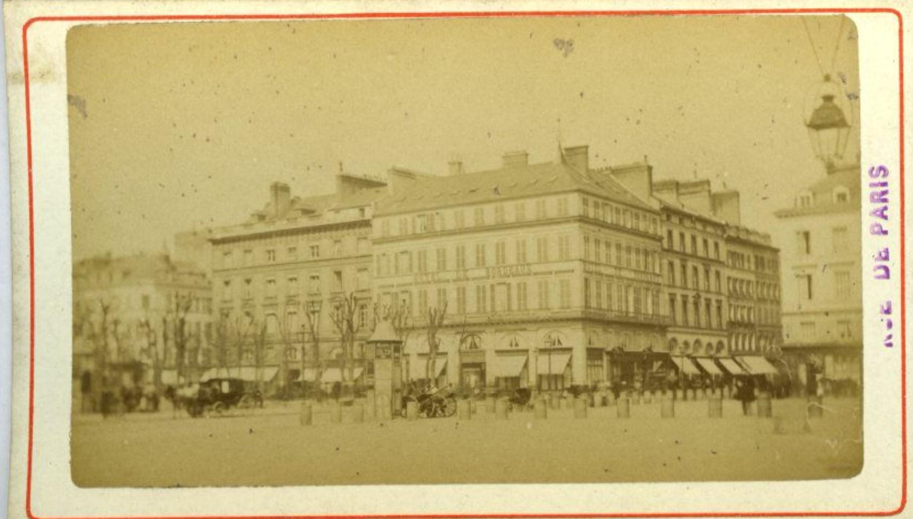 1860-е. Гавр