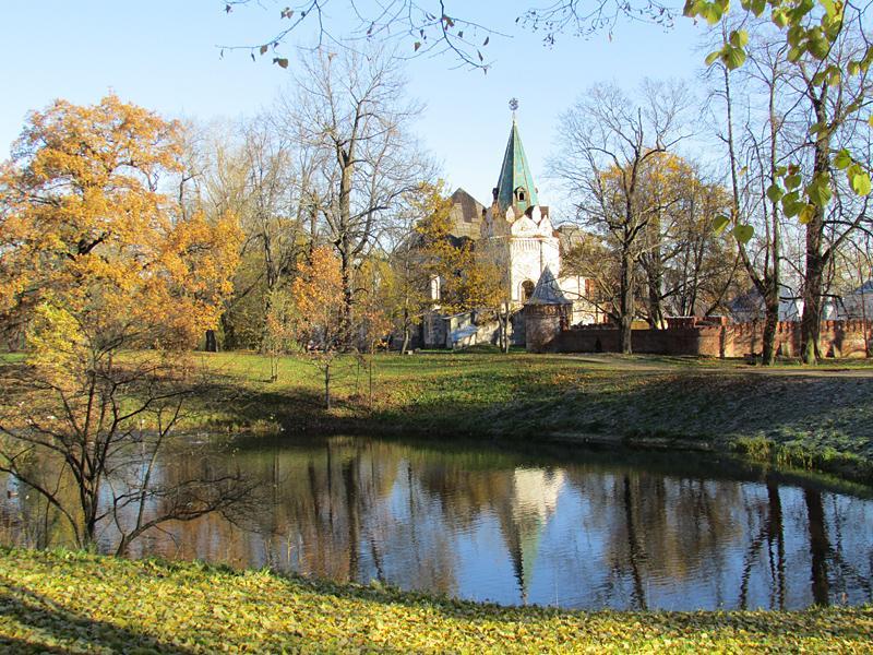 Фёдоровский городок в Царском селе