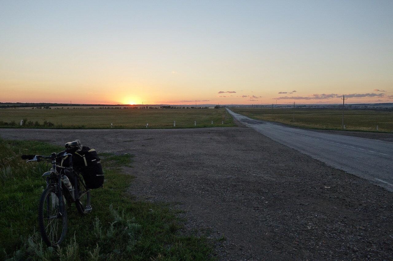 солнце над Уралом