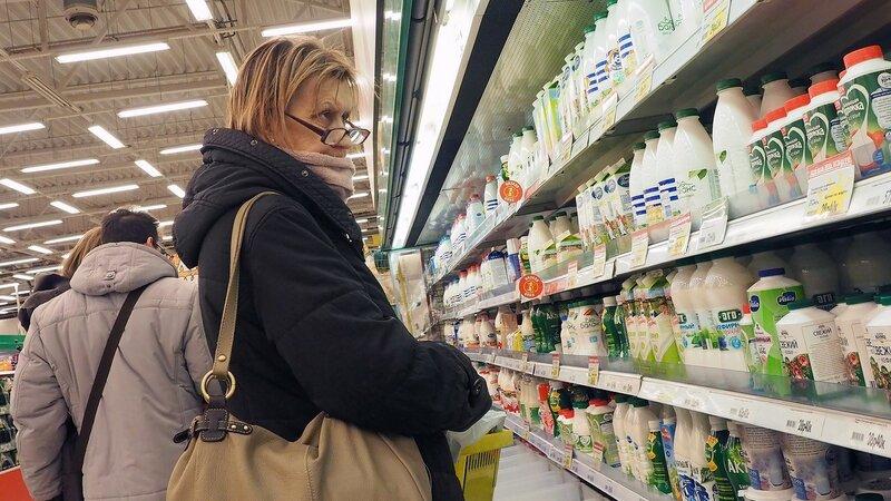 ВЦИОМ изучил мнение граждан России  отемпах увеличения цен