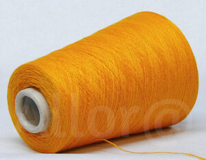 Loro Piana CASHMERE яркий желто-оранжевый
