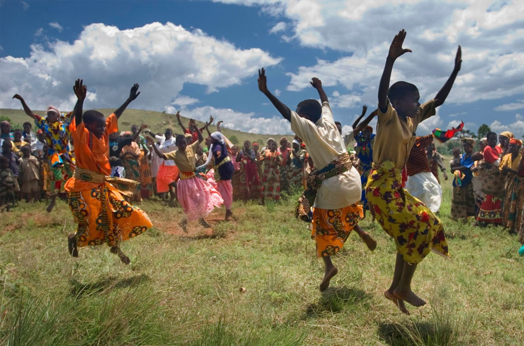 Танцы разных народов