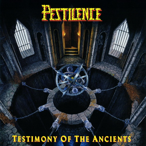 Pestilence - 1991 - Testimony Of The Ancients [Hammerheart Rec., HHR 2017-15, 2CD, Holland]