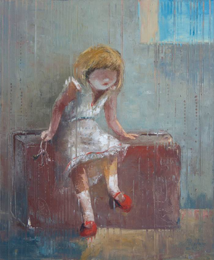 Моменты из личной жизни / рисунки Anna Ravliuc