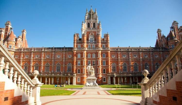 Весенние каникулы в Англии - Royal Holloway University