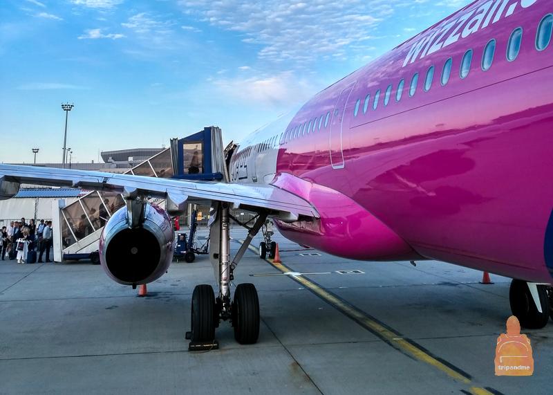 Купить билеты на рейсы WizzAir можно на сайте перевозчика