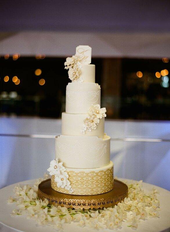 0 1782f9 9db67741 XL - Красивейшие свадебные торты сезона 2017-2018