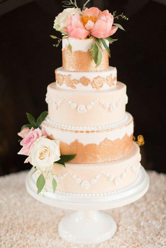 0 178329 b1615bea XL - Аппетитные свадебные торты сезона 2017