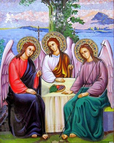 Пресвятая Троица.