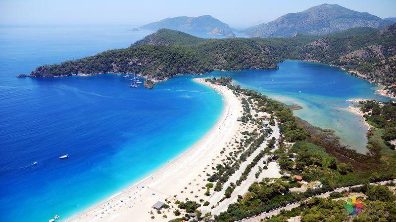 Зрительный отдых — эти пляжи понравятся любому человеку (33 фото)