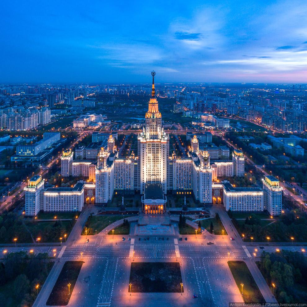 40. Ленинградский проспект.