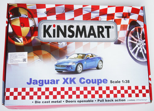 kinsmart КТ5321