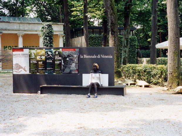 Gelitin Die totale Osmose, 2001 Biennale di Venezia, Austrian Pavilion, Venice, Italy Photo Gelitin