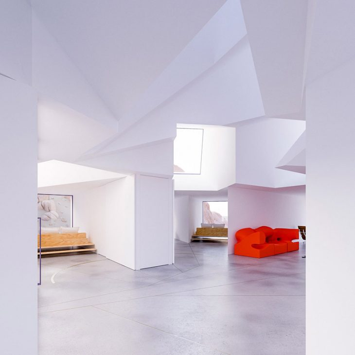 Joshua Tree Residence by Whitaker Studio