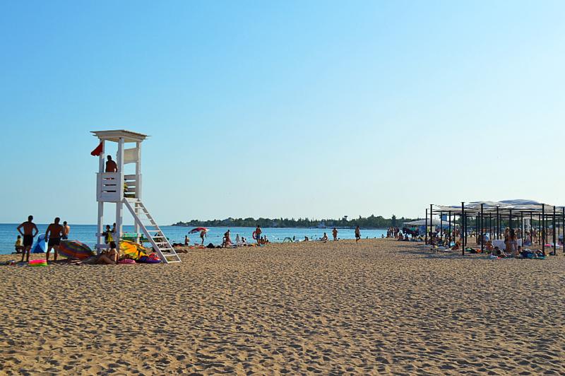 Фото пляжей черного моря краснодарский край том