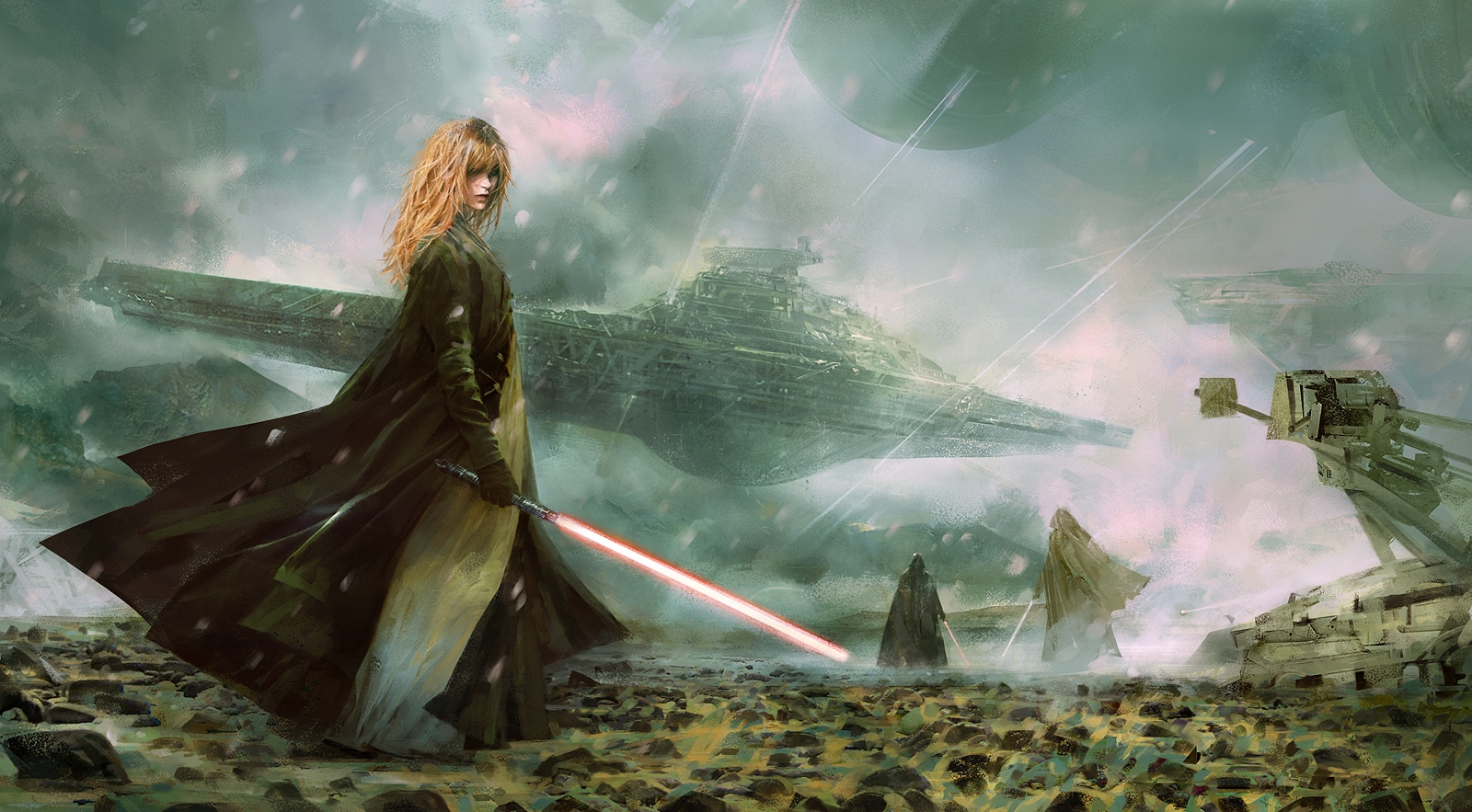 Star Wars Concept Art and Illustrations I