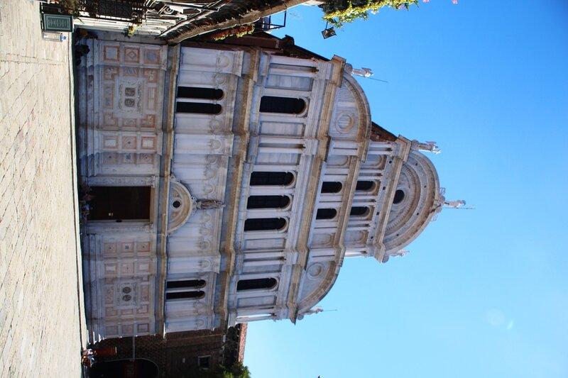 Венеция. Сан-Заккария и Санта-Мария-деи-Мираколи.
