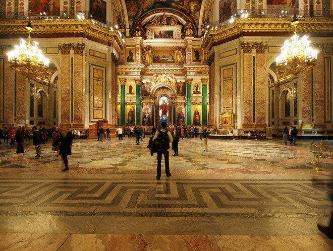Исаакиевский собор. Санкт-Петербург