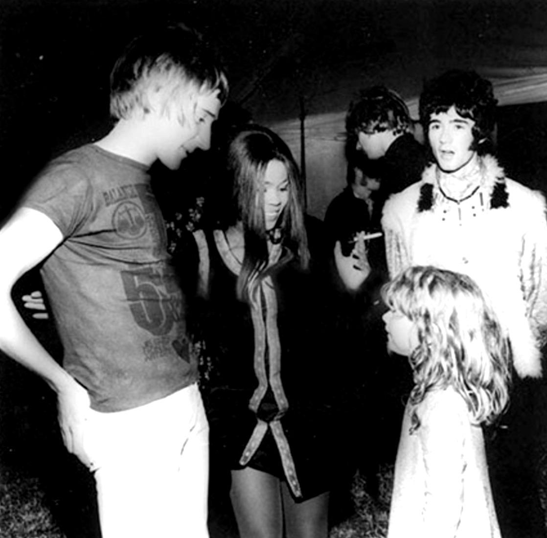 1967. Род Стюарт