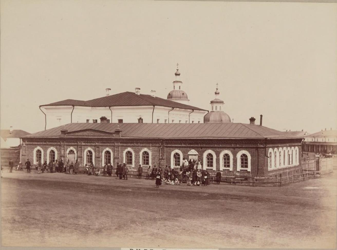 Курган. Крестьянская гостиница