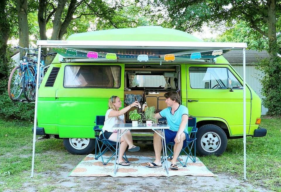 Владельцы автодомов делятся в Instagram снимками счастливой жизни