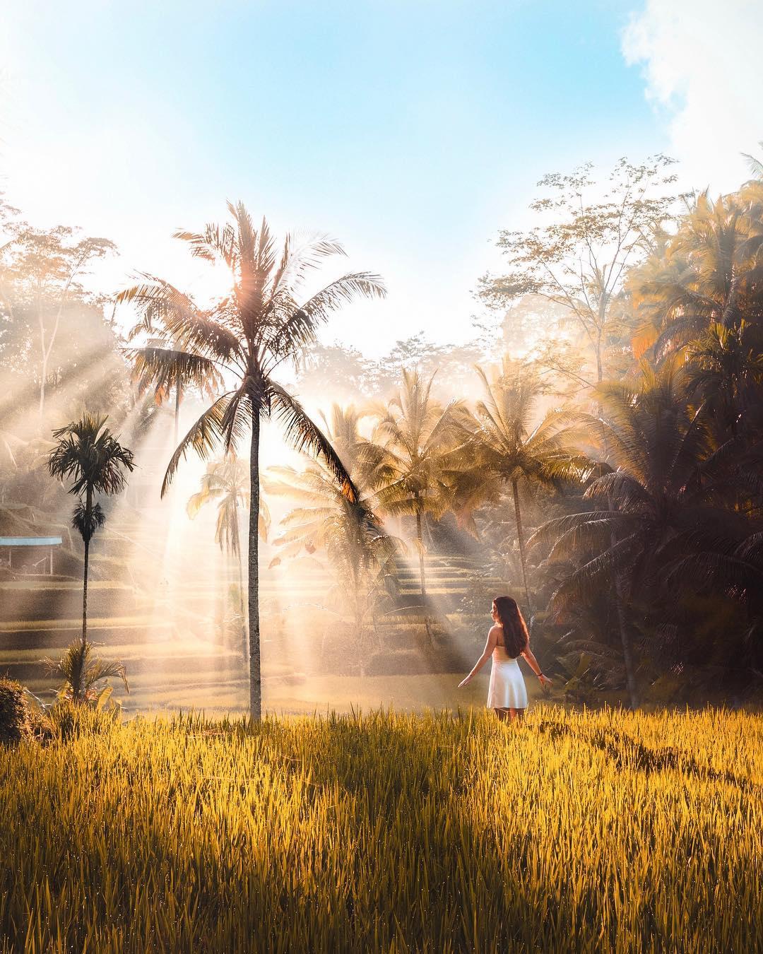 Красивые снимки из путешествий Джордана Хаммонда
