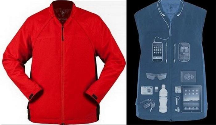 Куртка-трансформер ScottEVest Новейшая инновация от ScottEVest — куртка-трансформер, которая легким