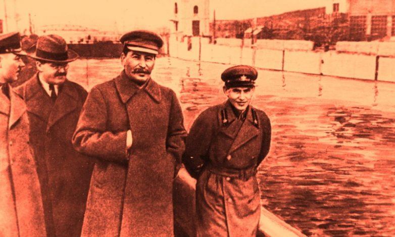 По его указанию подчиненные подготовили специальный проект о переименовании Москвы в Сталинодар. В д