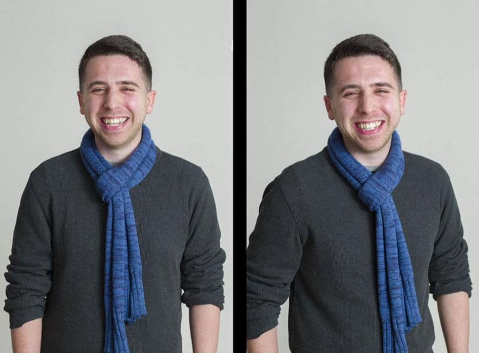Эксперимент: можно ли отличить профессиональный фотопортрет от любительского