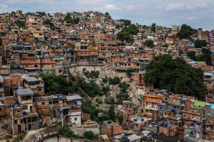 Бразильские трущобы: Фото, которые изменят ваше представление о Бразилии (15 фото)