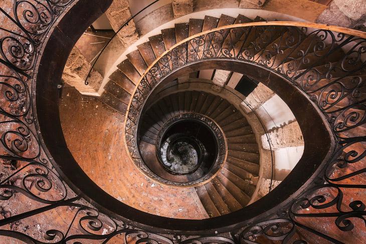 Старинные лестницы в Европе (19 фото)