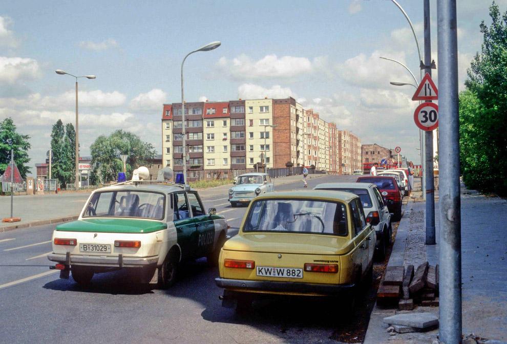 14. Автопарк Будапешта в 1992 году: