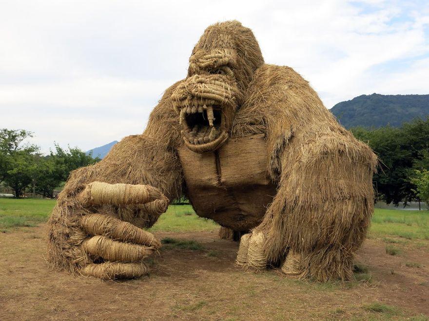 Вы уже знаете об этом фестивале и видели скульптуры, сделанные в прошлых годах. Уверены, и в этом го